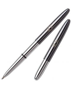 70th-Anniversary Edition Bullet Space Pen, Chrome with Titanium Cap