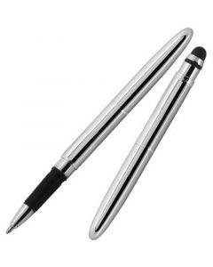 Bullet Grip Space Pen, Chrome, Stylus