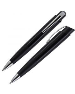 Eclipse Space Pen, Black with Clip