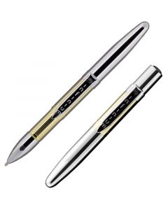 Infinium Space Pen, Gold Titanium Chrome